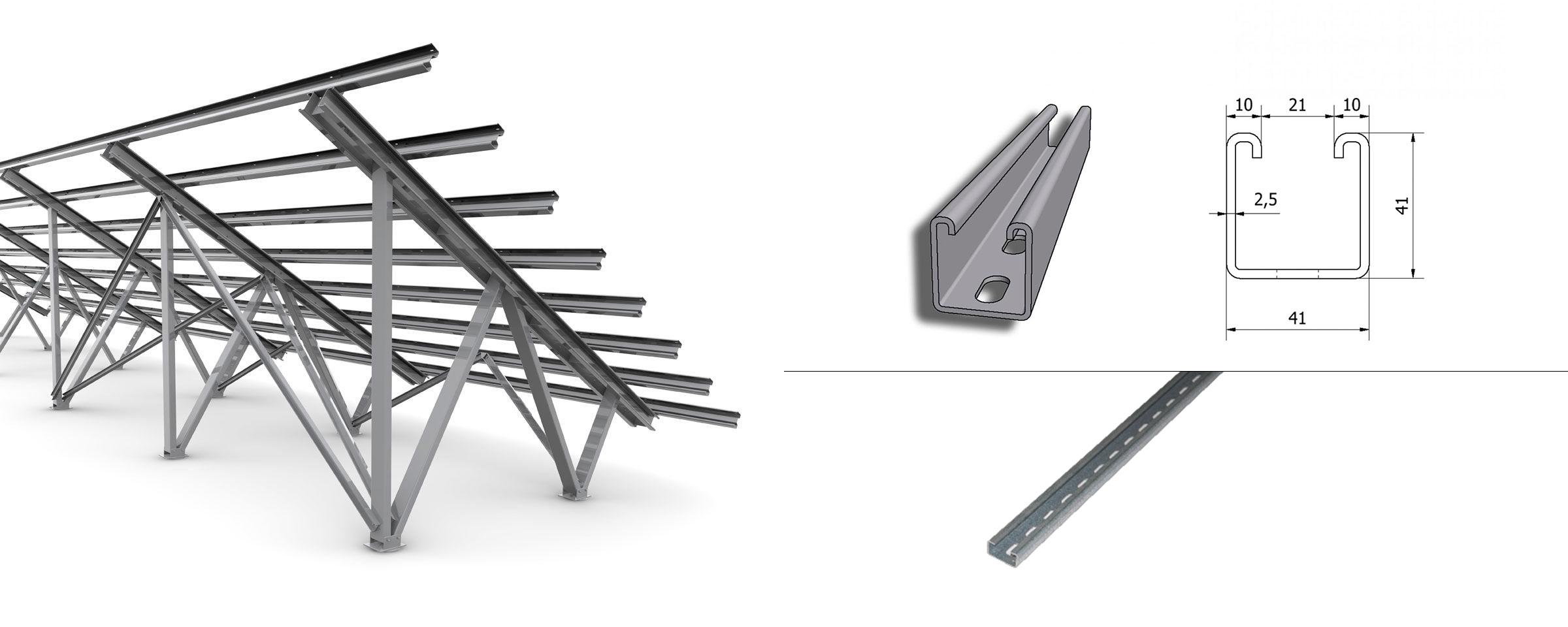 Profili in acciaio siderurgica tocchet for Profili per gradini in acciaio